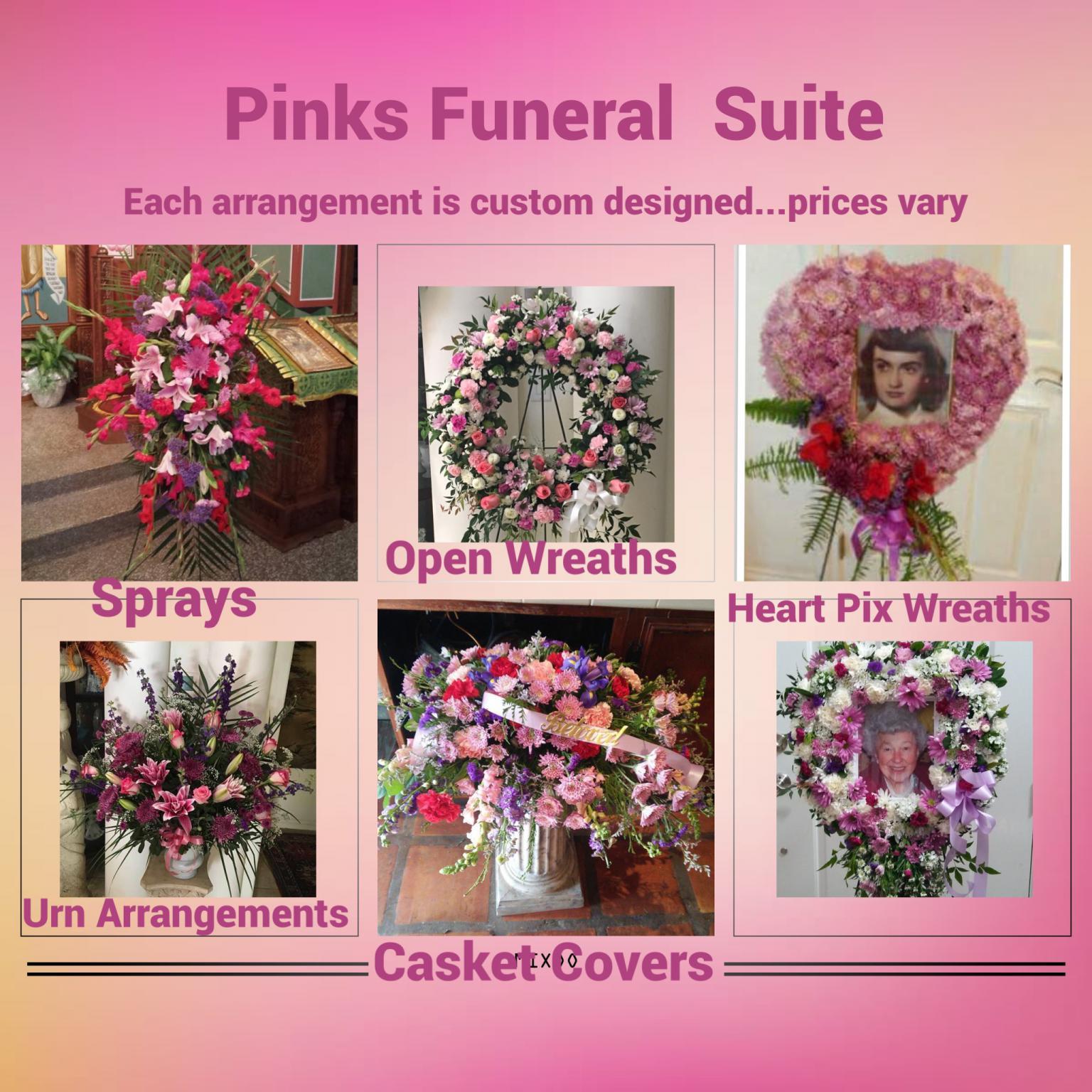 Funeral sympathy flowers funeralpinksuite funerals pink suite000 izmirmasajfo