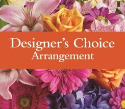 designers choice arrangement 2017