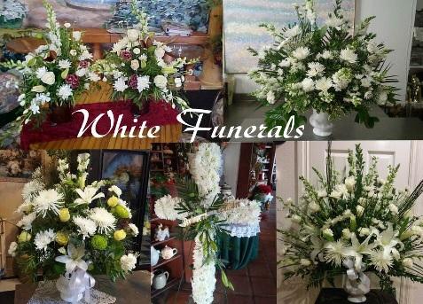whitefunerals